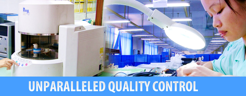 quality control in cable assembly manufacturing